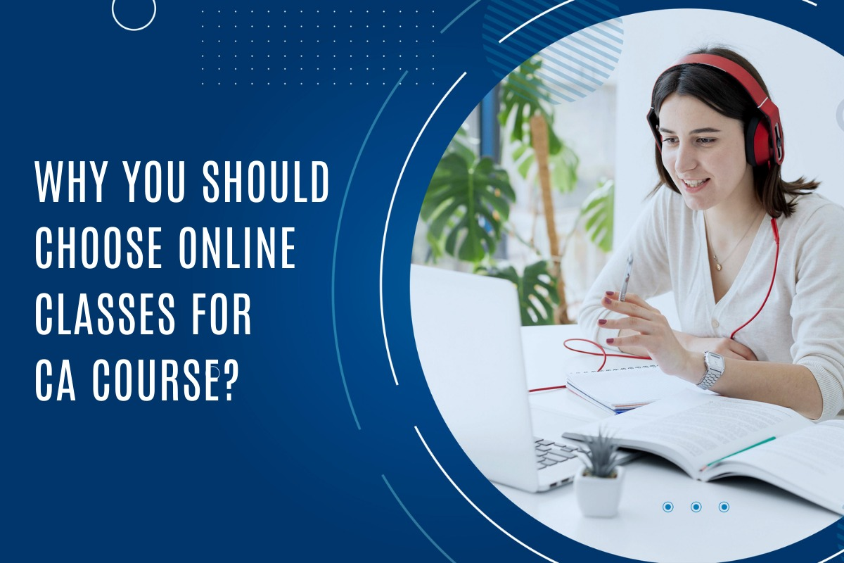 How online classes are beneficial for CA Course
